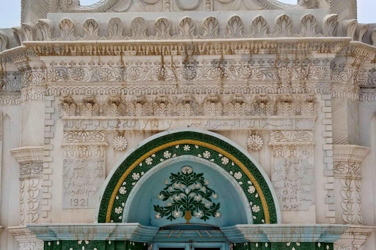 ईरान-अहवाज़-द रंगूनी मस्जिद