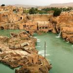 Córas hiodrálach Khuzestan-Shushtar
