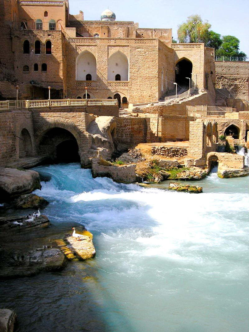 Huzestan-Shushtar hidravlični sistem