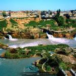 Сістэма Khuzestan-Шуштар Historical гідраўлічнага