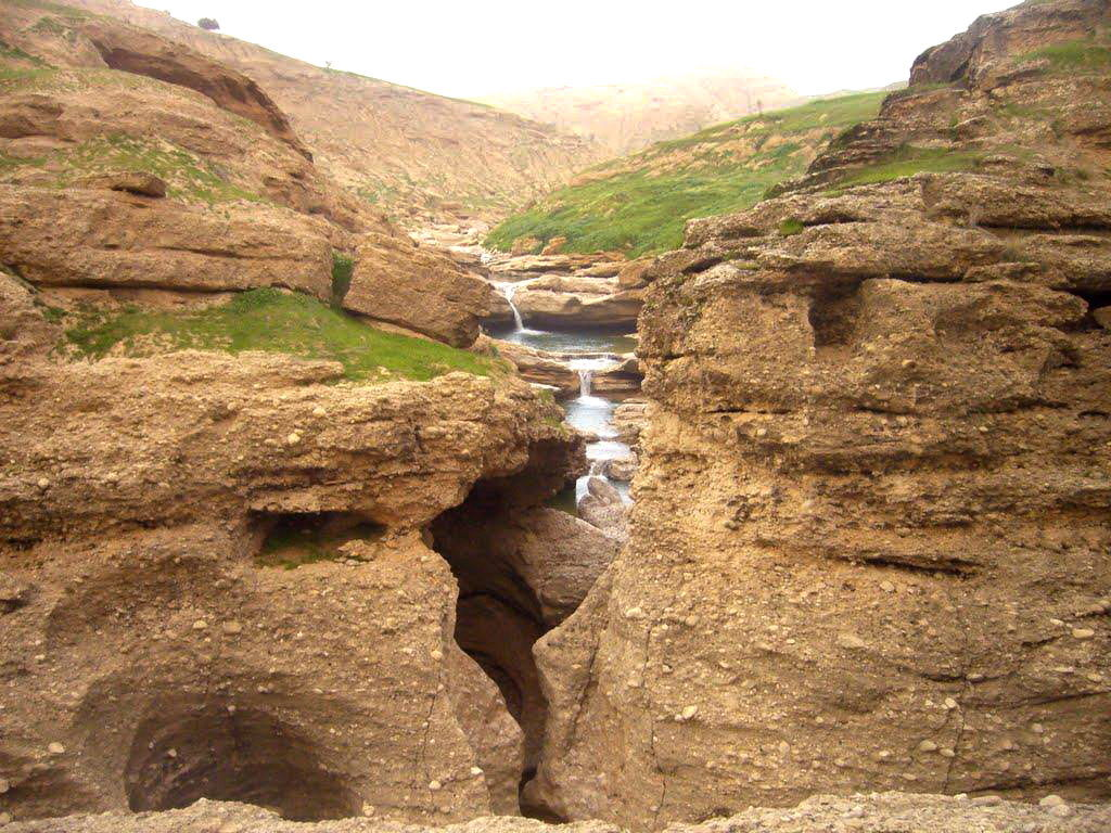 Iran-Ahvaz-The Strait Of Lali