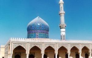 Masjid-e-Jamé (La grande Moschea) di Qeshm