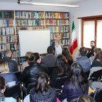 Започване на курса 42 ° курс по персийски език и литература