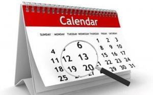 Πολιτιστικό ημερολόγιο