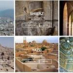 destinations and tourist destinations Iran