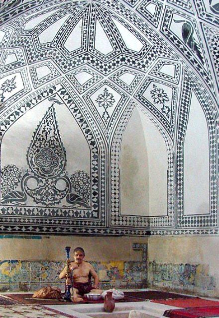 कुर्दिस्तान - शीश का प्राचीन स्नान