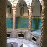 Kurdestan-I Bagni Dell'Edificio Storico Di Asef