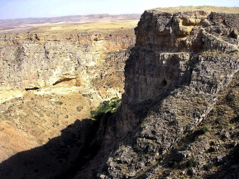 कुर्दिस्तान-क़मचेके का प्राचीन महल