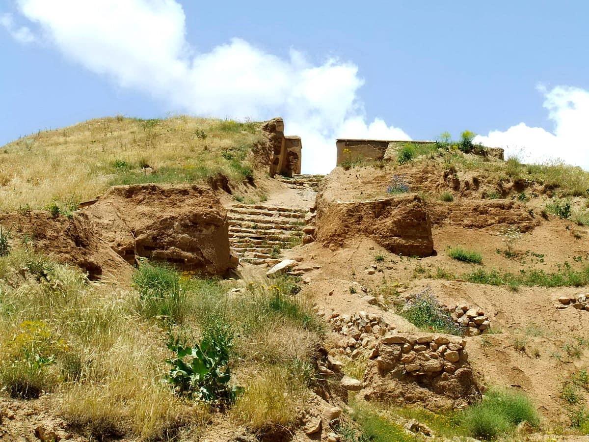 Քրդստան - Զիվիի հին ամրոցը