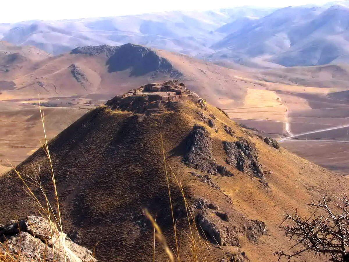 कुर्दिस्तान - ज़िविये का प्राचीन महल