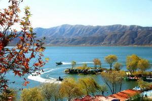 Il Lago di Zarivar