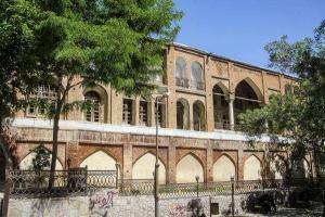 L'Edificio storico di Vakil