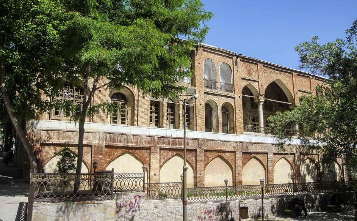 Kurdestan-Edificio storico Vakil