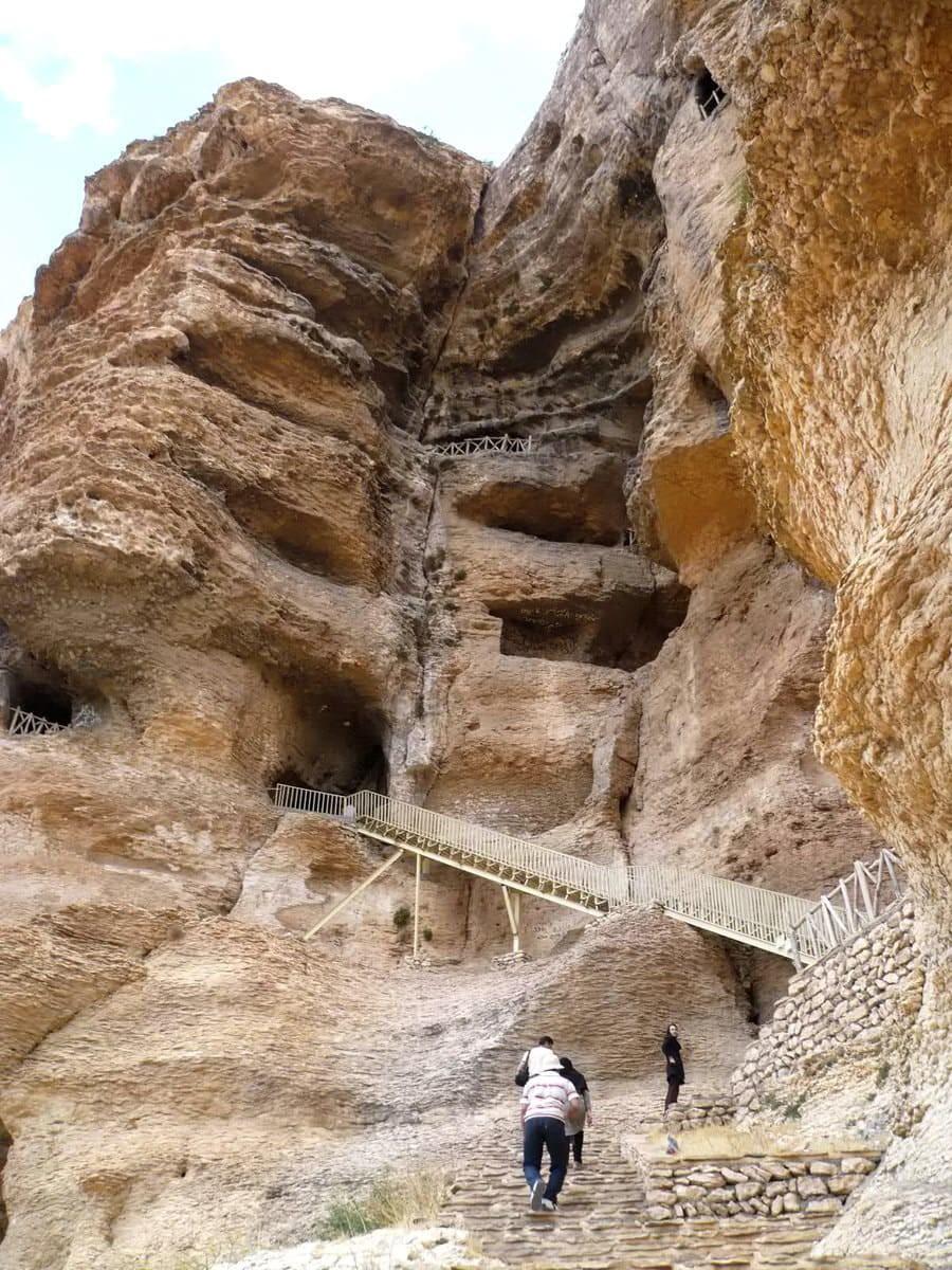 Kurdestan-La Grotta Archeologica Di Keraftu