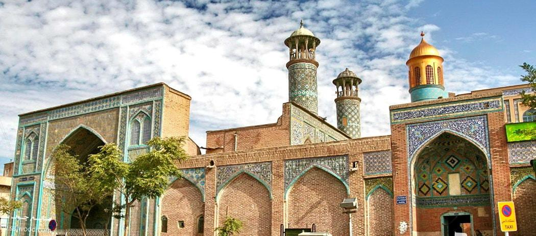 Kurdestan-Moschea Jame'h di Sanandaj