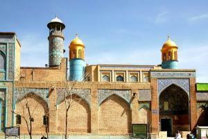 Masjid-E-Jamé Di Sanandaj(La Moschea Di Dar Al Ehsan)