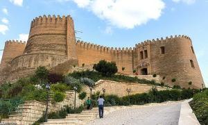 Lorestan-Il Castello Di Falak-Ol-Aflak