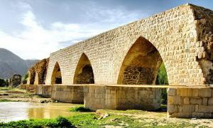 Lorestan-Il Ponte Shapuri