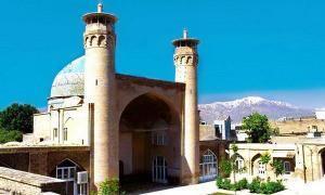Lorestan-Masjid-E-Jamé (La Grande Moschea) Di Borujerd