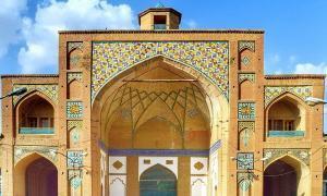 Masjid-E Soltani Di Borujerd