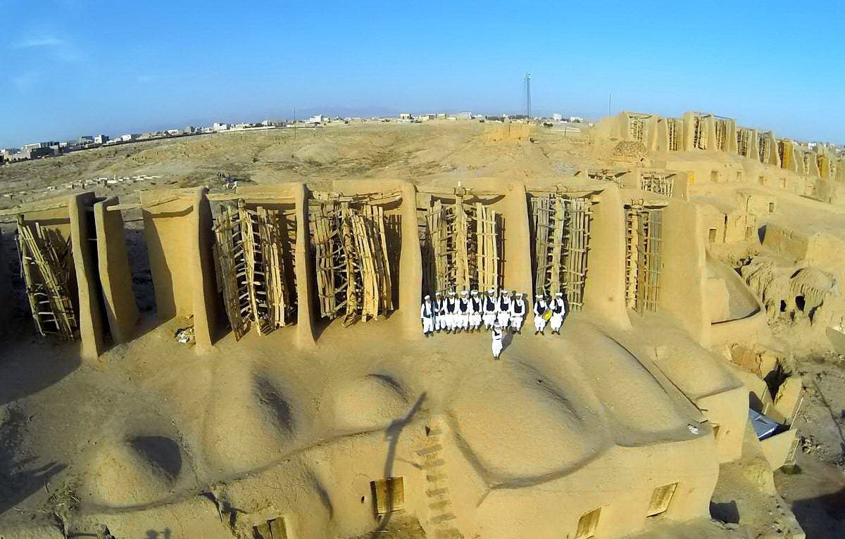 Mashahd-Nashtifan Windmills