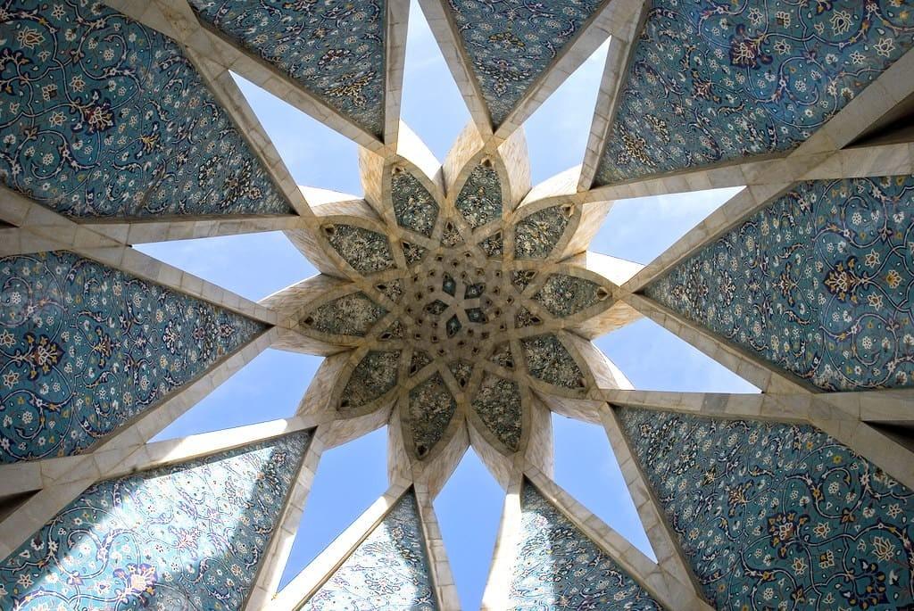 Mashhad-Mausoleo di Khayyam