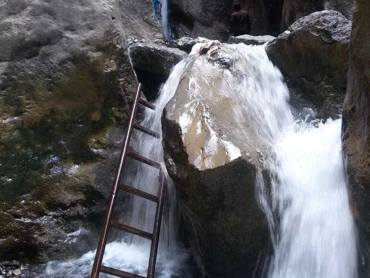Водоспад Мешхед - Кара-Су