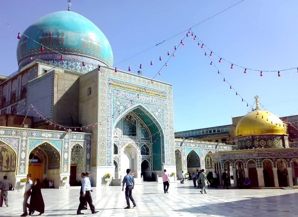 Mashhad-Moschea di Gouhar Shad