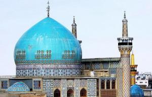 La Grande Moschea di Gouhar Shad