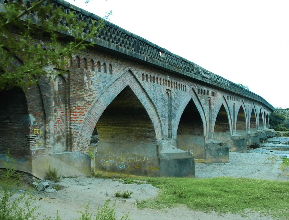 ponte Mohammad Hassan Khān