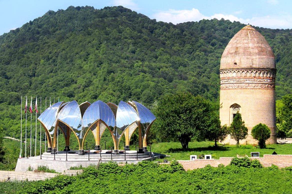 مازندران - برج لاجيم