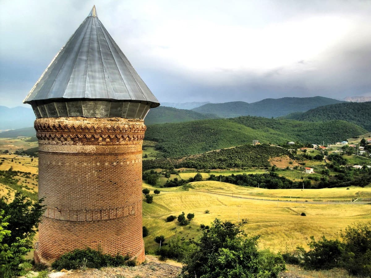 Mazandaran -La Torre di Reskat