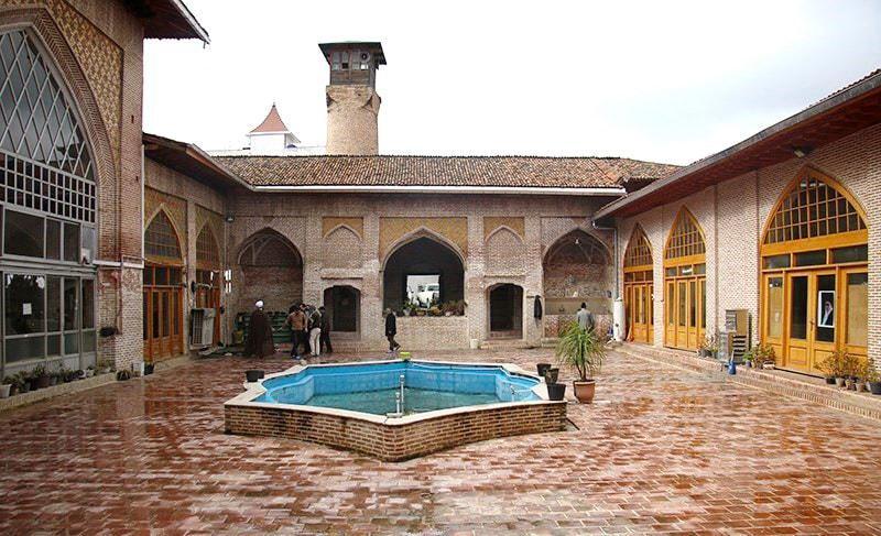 Moschea Jām'eh di Babol
