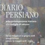 """""""Persian diary"""" in Castiglia di Saluzzo"""