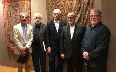 Predsjednik vijeća Rohani susreo se sa stručnjakom za tepih