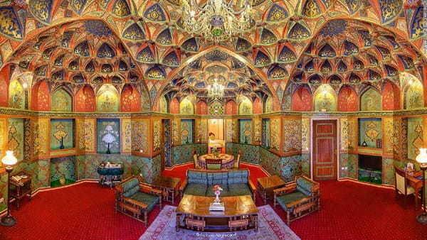 Хотел Аббаси