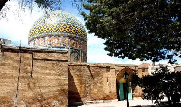 Il Mausoleo di Amene Khatun