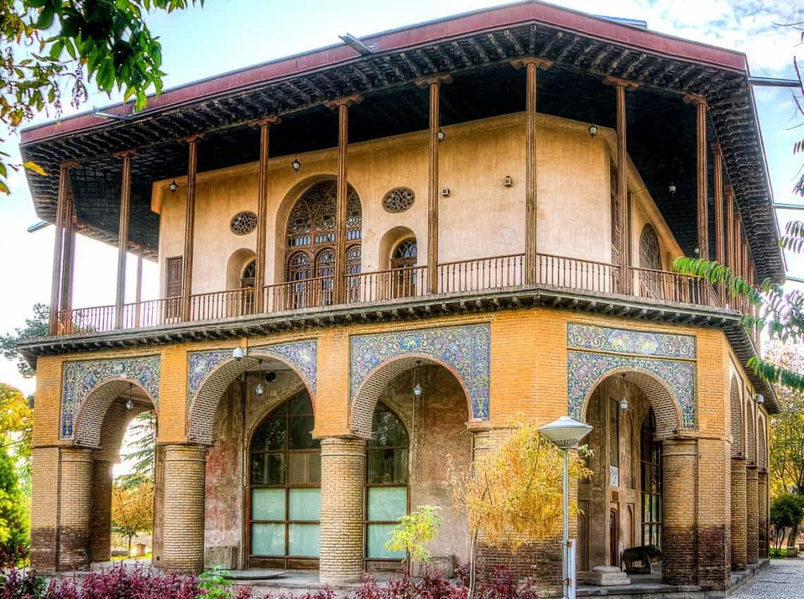 カズヴィン宮殿シェヘルソトゥンオブカズヴィン(コラファランギ)