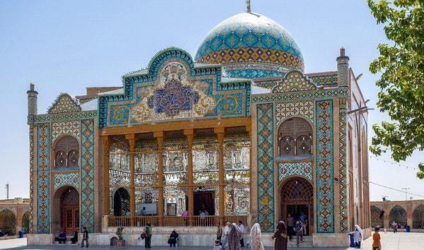 Il Santuario Di Emam Hosein
