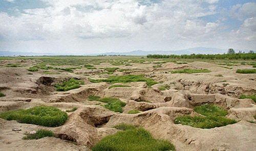 L'Area archeologica di Tepe Zaghe