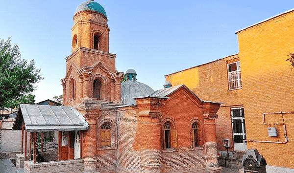 La Chiesa di Kantur