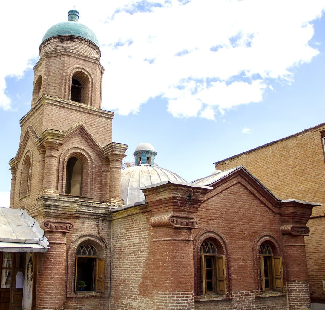 Qazvin-Chiesa Cāntor/Kāntur