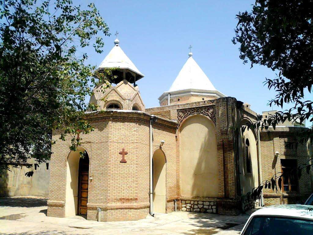 カズヴィンラフィ教会