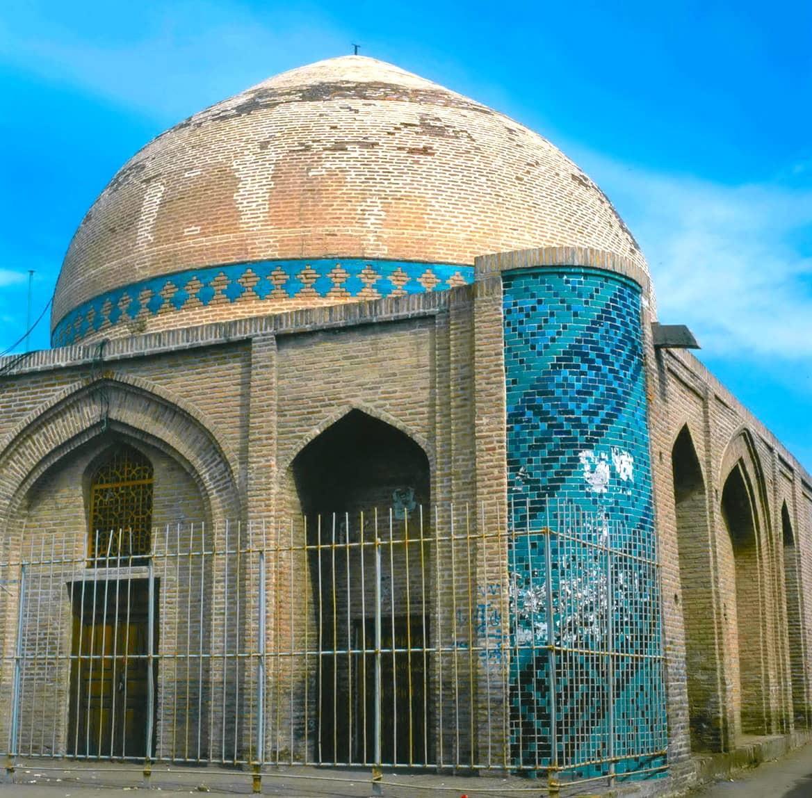 Qazvin-Moschea Sanjideh