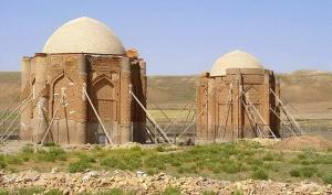 Torri gemelle Kharraqān