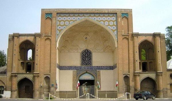 Porta Di Ali Qapu