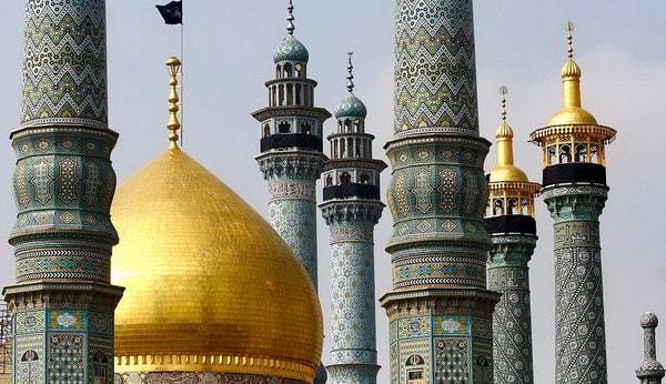 Il Mausoleo di Fatima Masume