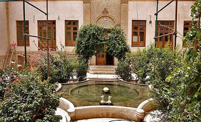 Qom-Casa dell'Imam Khomeini