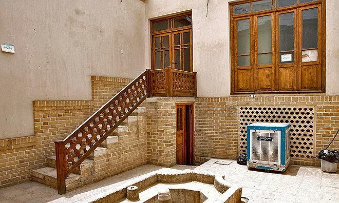 قم بيت الإمام الخميني