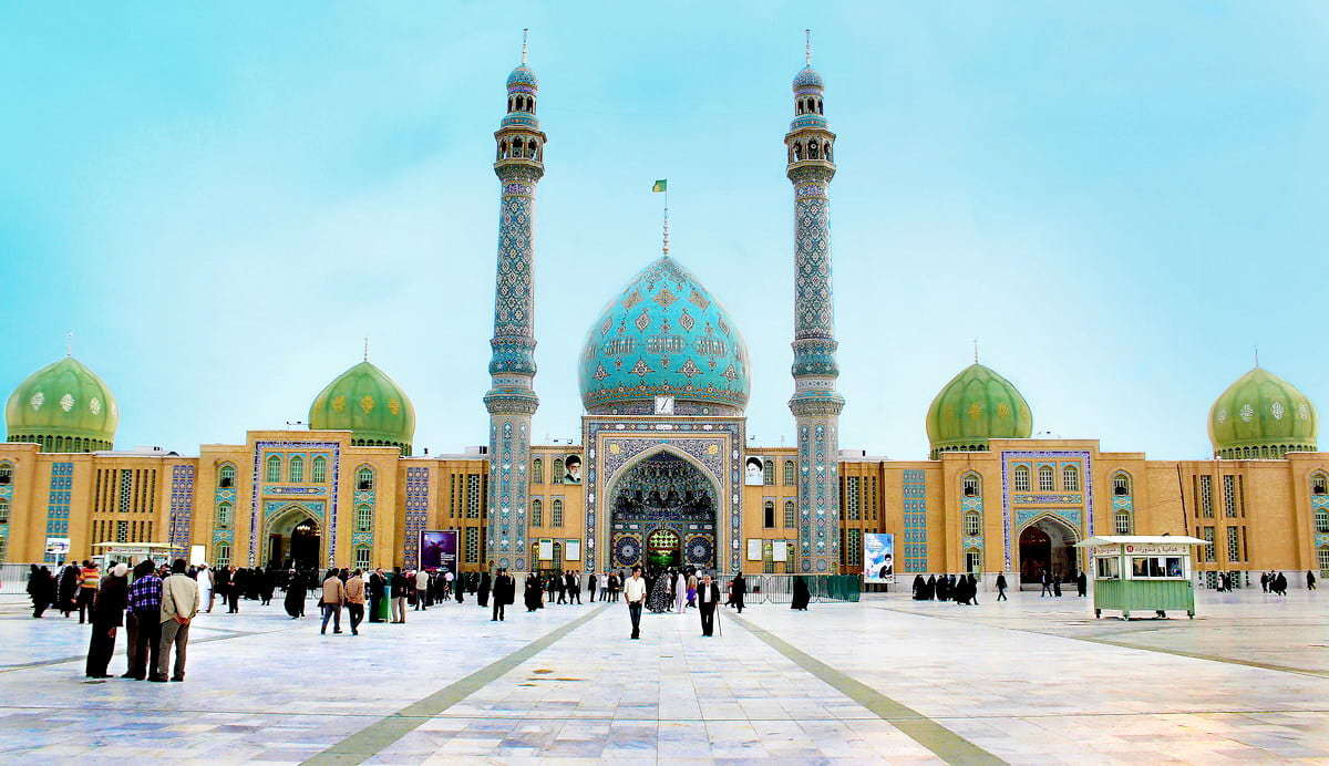 Qom-Moschea Jamkaran